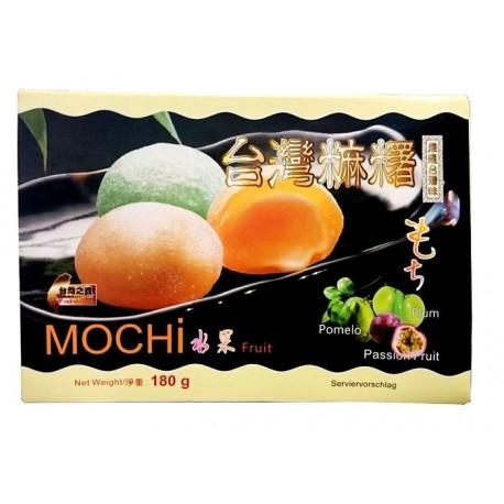 Mochi kulki ryżowe mix owocowy 180 g Wasabi Sushi Shop Wrocław