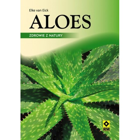 Książka Aloes zdrowie z natury Sklep Wasabi Sushi Shop Wrocław produkty i akcesoria do sushi i kuchni orientalnej