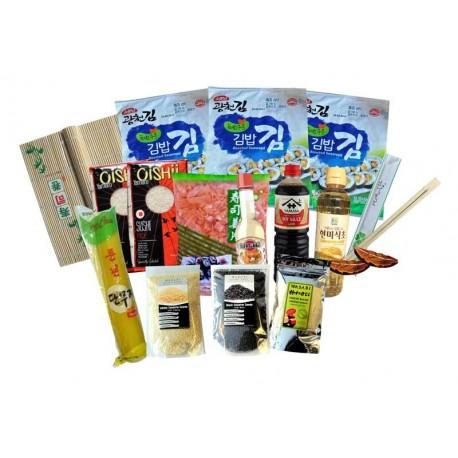 Zestaw do sushi WASABI L Sklep Wasabi Sushi Shop Wrocław produkty i akcesoria do sushi i kuchni orientalnej