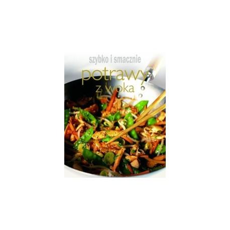 Potrawy z woka. Szybko i smacznie Sklep Wasabi Sushi Shop Wrocław produkty i akcesoria do sushi i kuchni orientalnej