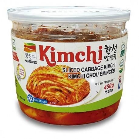 Kiszona, cięta kapusta pekińska Kimchi 450 g Wasabi Sushi Shop Wrocław Sklep Orientalny