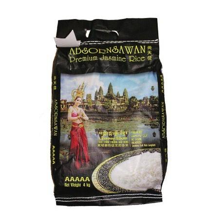 Ryż jaśminowy 4 kg Sklep Wasabi Sushi Shop Wrocław produkty i akcesoria do sushi i kuchni orientalnej