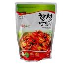 Kiszona, cięta kapusta pekińska Kimchi 500 g Wasabi Sushi Shop Wrocław Sklep Orientalny