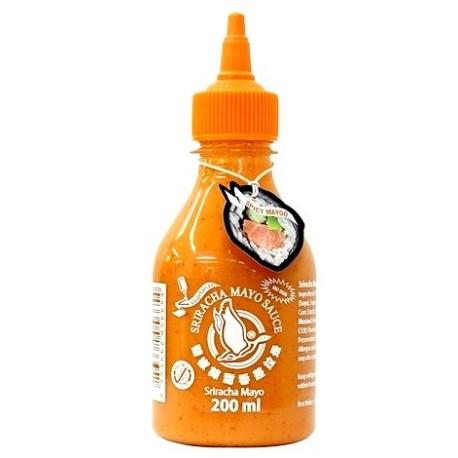 Sos chili Sriracha majonezowy 200 ml Wasabi Sushi Shop Wrocław produkty i akcesoria do sushi i kuchni orien