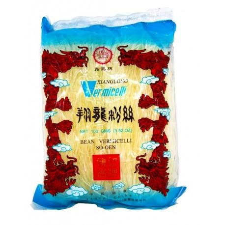 Makaron sojowy porcjowany Xianglong Vermicelli 100g Wasabi Sushi Shop Wrocław Sklep Orientalny