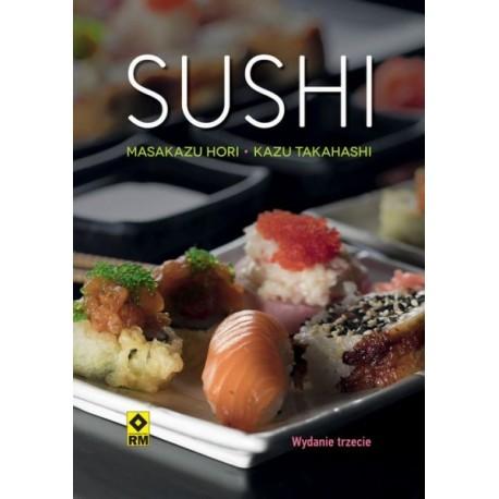 Książka Sushi Sklep Wasabi Sushi Shop Wrocław produkty i akcesoria do sushi i kuchni orientalnej
