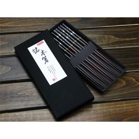 Pałeczki z drzewa Nanmu 5 par  Sklep Wasabi Sushi Shop Wrocław produkty i akcesoria do sushi i kuchni orientalnej