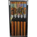 Pałeczki naturalne Samurai 5 par