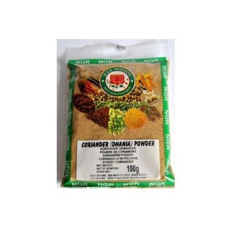 Kolendra mielona 100 g  Sklep Wasabi Sushi Shop Wrocław produkty i akcesoria do sushi i kuchni orientalnej
