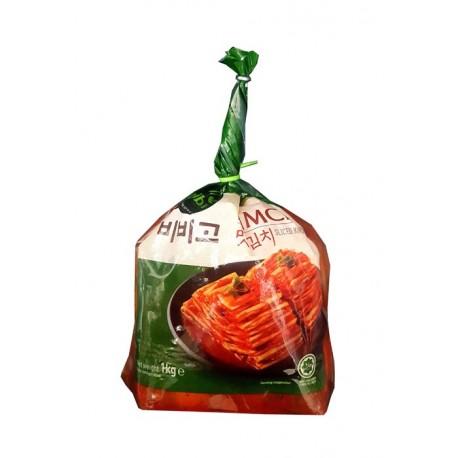 Kiszona, cięta kapusta pekińska Kimchi 1 kg Wasabi Sushi Shop Wrocław Sklep Orientalny