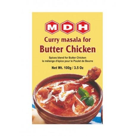 Mieszanka przypraw Butter Chicken Masala MDH 100 g Wasabi Sushi Shop Wrocław Sklep Orientalny