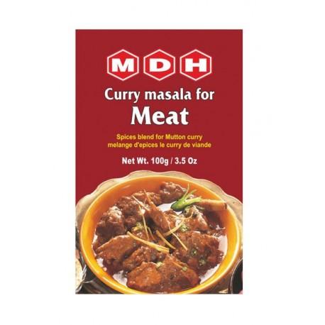 Mieszanka przypraw Meat Curry Masala 100 g Wasabi Sushi Shop Wrocław Sklep Orientalny