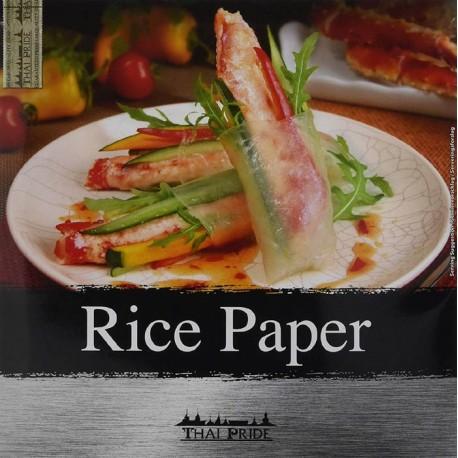 Papier ryżowy okrągły Thai Pride 100 g Wasabi Sushi Shop Wrocław Sklep Orientalny