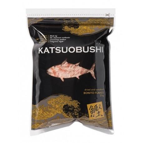 Katsuobushi suszone płatki ryby Bonito 25g Wasabi Sushi Shop Sklep Orientalny Wrocław