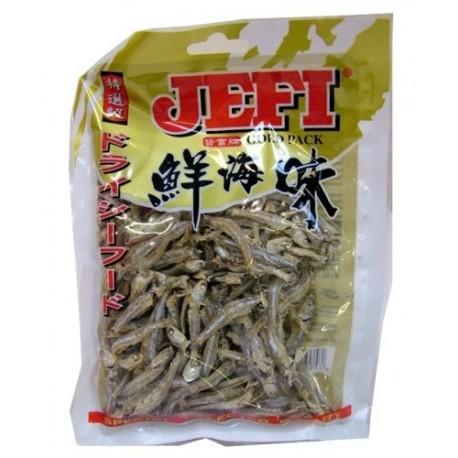 Suszone duże sardele Niboshi   anchois Jefi 100 g Wasabi Sushi Shop Wrocław Sklep Orientalny
