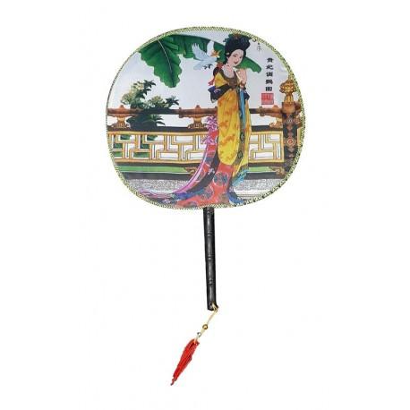 Wachlarz 22 cm Geisha 1 Wasabi Sushi Shop Wrocław Sklep Orientalny