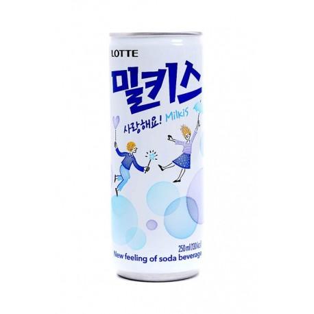 Koreański napój jogurtowy Milkis Lotte 250 ml Wasabi Sushi Shop Wrocław Sklep Orientalny
