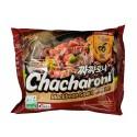 Ramen / Ramyun Chacharoni łagodna czarna fasola 140 g