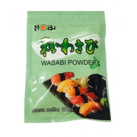 Wasabi w proszku 100 g Wasabi Sushi Shop Wrocław Sklep Orientalny