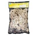 Krewetki białe mrożone bez pancerzy 1 kg