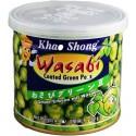 Groszek zielony z wasabi 140 g