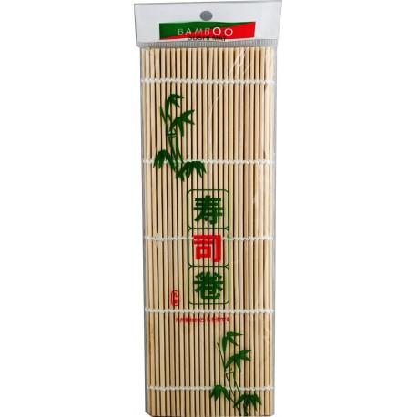 Mata bambusowa do sushi 24 x 24 cm Sklep Wasabi Sushi Shop Wrocław produkty i akcesoria do sushi i kuchni orientalnej