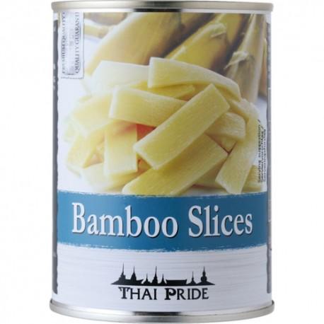 Pędy bambusa plastry 565 g Sklep Wasabi Sushi Shop Wrocław produkty i akcesoria do sushi i kuchni orientalnej