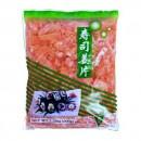 Imbir marynowany różowy 1 kg