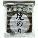 Algi morskie Yaki Sushi Nori Silver 50 arkuszy