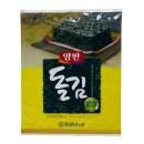 Algi morskie glony Yaki Sushi Nori z solą 5 arkuszy