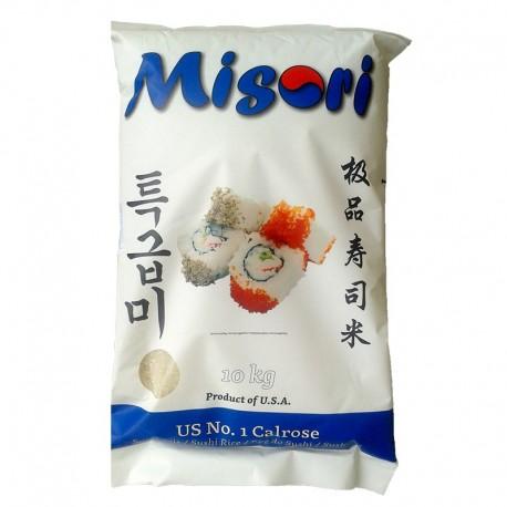 Ryż do sushi Calrose Misori 10 kg Sklep Wasabi Sushi Shop Wrocław produkty i akcesoria do sushi i kuchni orientalnej