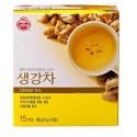 Herbata imbirowa rozpuszczalna 15 saszetek x 13 g