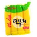 Żółta rzodkiew marynowana Oshinko 1 kg