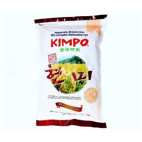Ryż brązowy naturalny Kimpo 2 kg Sklep Wasabi Sushi Shop Wrocław produkty i akcesoria do sushi i kuchni orientalnej