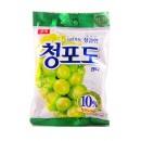 Koreańskie cukierki winogronowe Lotte 128 g