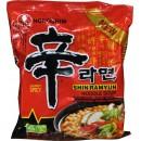 Zupa instant bardzo ostra Shin Ramyun 120 g