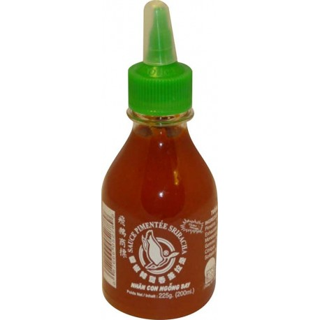 Sos chili Sriracha 200 ml Wasabi Sushi Shop Wrocław produkty i akcesoria do sushi i kuchni orientalnej