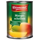 Mango w plastrach w syropie 425 g