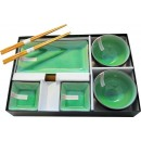 Zestaw do sushi Green Leaf Sklep Wasabi Sushi Shop Wrocław produkty i akcesoria do sushi i kuchni orientalnej