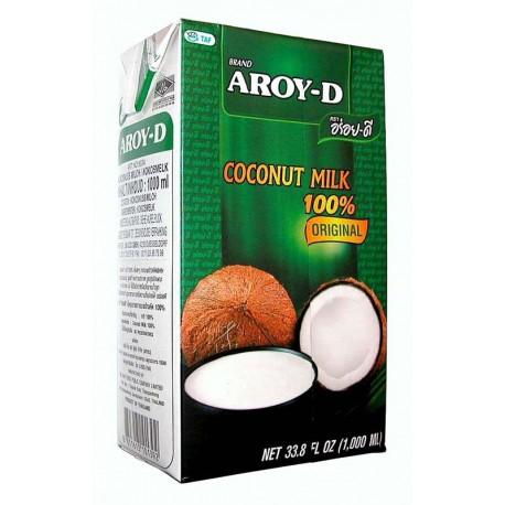 Mleko kokosowe 60 % 1000 ml Sklep Wasabi Sushi Shop Wrocław produkty i akcesoria do sushi i kuchni orientalnej