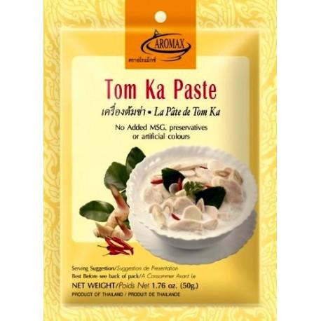 Pasta do zupy Tom Ka (Kha) 50 g Wasabi Sushi Shop Wrocław produkty i akcesoria do sushi i kuchni orientalnej