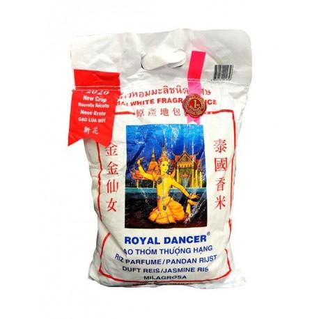 Ryż jaśminowy Royal Dancer 4,54 kg Wasabi Sushi Shop Sklep Orientalny Wrocław