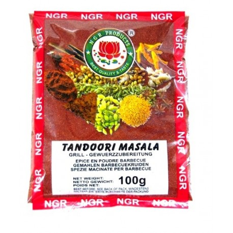 Mieszanka przypraw Tandoori Masala 100 g Wasabi Sushi Shop Wrocław produkty i akcesoria do kuchni orientalnej