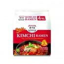 Zupa Ramen ostra z prawdziwym Kimchi 4 x 122 g