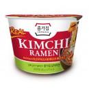 Zupa Ramen w kubku ostra z prawdziwym Kimchi 140 g