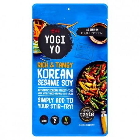 Koreański sos sezamowy do smażenia Yogi Yo 100 g Wasabi Sushi Shop Wrocław Sklep Orientalny