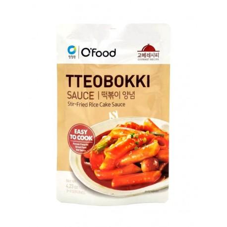 Sos do Ttebokki O'Food 120 g Wasabi Sushi Shop Wrocław Sklep Orientalny
