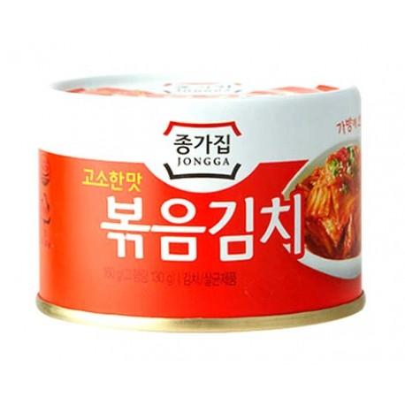 Smażona kapusta Kimchi Jongga 160 g  Wasabi Sushi Shop Wrocław Sklep Orientalny