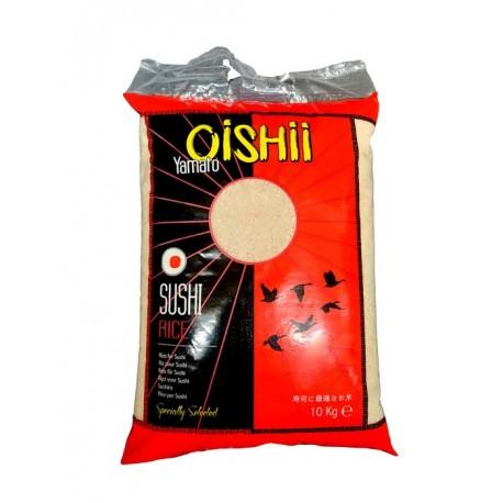 Ryż do sushi Oishii Yamato 10 kg Wasabi Sushi Shop Wrocław Sklep Orientalny