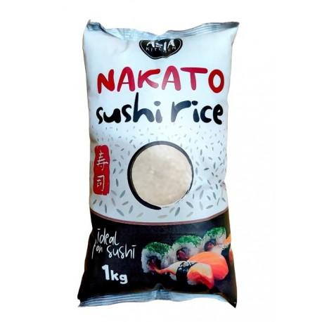 Ryż do sushi Nakato 1 kg Wasabi Sushi Shop Wrocław Sklep Orientalny